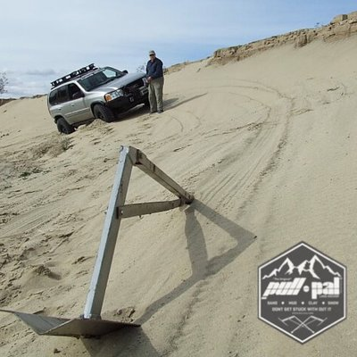 Off Road Anchoring